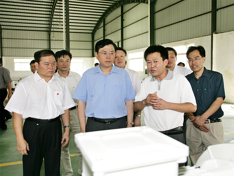 Zhangdejiang comrade, the Guangdong's party chief in Politburo of the CPC Centra
